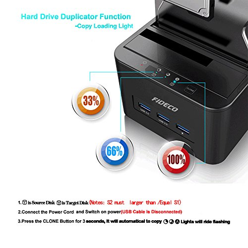 Dual hdd ssd docking station ☆ BEST VALUE ☆ Top Picks