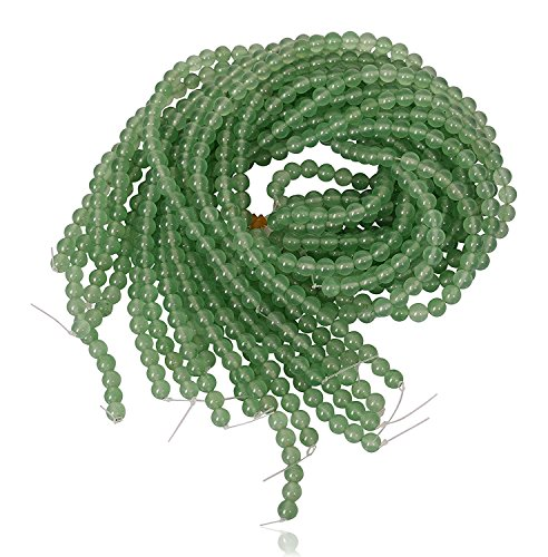- Green Amethyst (Prasiolite) Color Quartz Smooth Round Ball Loose Gemstone Beads Strand, Jewelry Making, Wholesale Price, Prepared Exclusively by Ratnagarbha.
