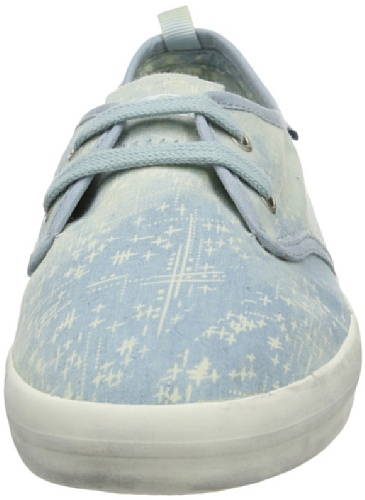 ONeill Gidget canvas 59.1082.01 Damen Sneaker Blau (Light Denim S39) ...