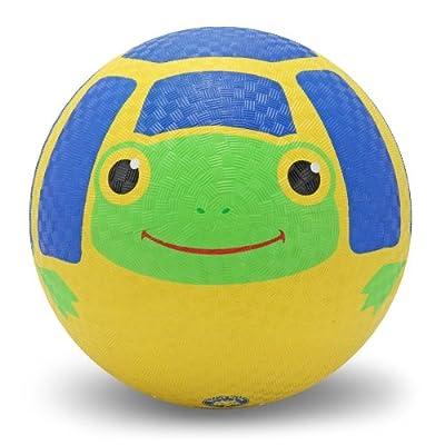 Melissa & Doug Sunny Patch Scootin' Turtle Ball: Melissa & Doug: Toys & Games