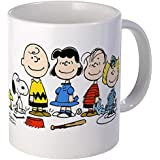 CafePress - The Peanuts Gang Mug - Unique Coffee Mug, Coffee Cup