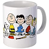 CafePress - The Peanuts Gang Mug - Unique Coffee Mug, Coffee Cup