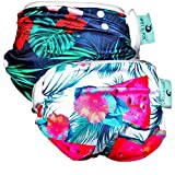 Will & Fox Reusable Swim Diaper Girls