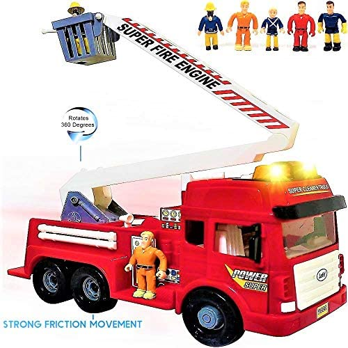 FUNERICA Fire Truck Lights Sounds product image