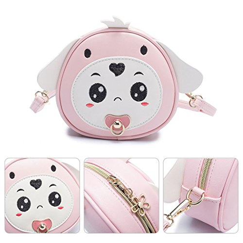 Crossbody Children Purse Backpack Handbag Bag for Shoulder Cute Girl Bags Pink2 Pink JAGENIE Kids EqwpHxBzR