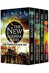 The New Agenda Series Four-Book Box Set: The City Center, The Mainframe, The Torrent, The New Agenda