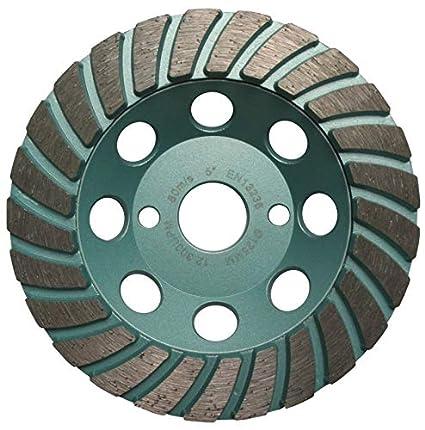 Lijadora de olla, WST-12_ de diámetro 125 mm, Turbo - Potencia -