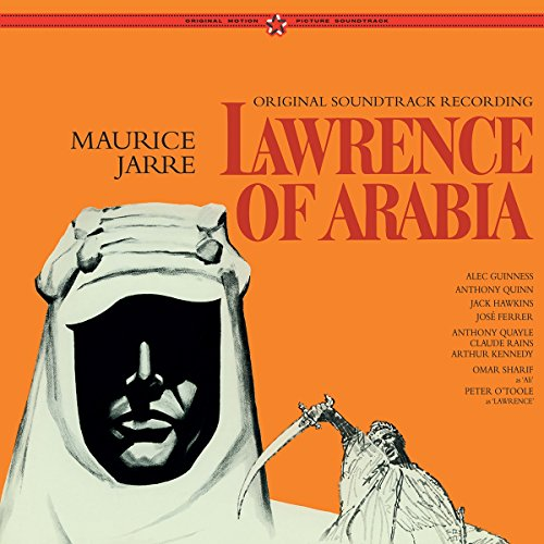 MAURICE JARRE - Lawrence of Arabia: Deluxe Edition