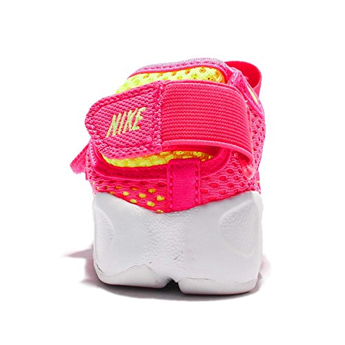 Nike Rift Br (Gs/Ps Girls), Zapatillas de Deporte para Niñas Rosa (Rosa (Hyper Pink / Ghost Green-White))