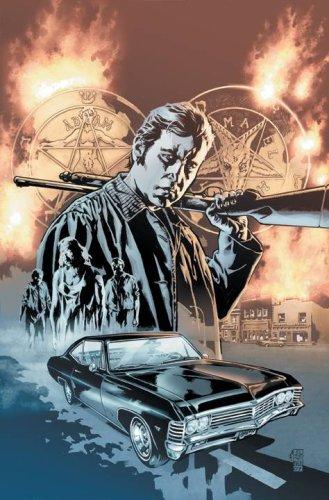 Download Supernatural Origins #6: Chapter Six (Prequel to the Hit CW TV Series - Wildstorm / DC Comics) PDF