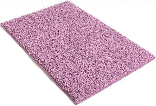 Chic Lavender Purple - 5'x8' Custom Carpet Area Rug by Children's Choice