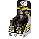 104+ 29224-8PK Powersports Octane Boost and Complete Fuel System Cleaner, 4 oz. (Pack of 8)