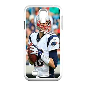 Unique Phone Case Pattern 4New England Patriots Tom Brady #12 - For SamSung Galaxy S4 Case
