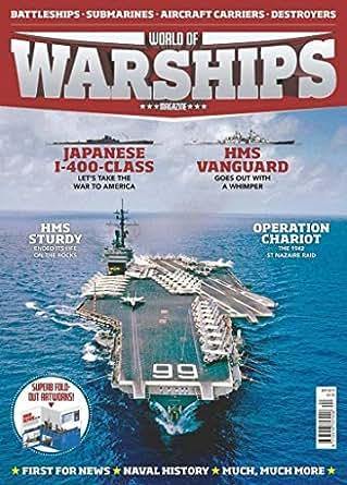 Amazon com: World of Warships Magazine: Kindle Store