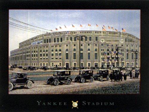 流行に  Yankee Stadium by Yankee B006YG86AA Darryl Vlasak 5 Stadium X 7ポスター B006YG86AA, 栗源町:c2abec72 --- quiltersinfo.yarnslave.com