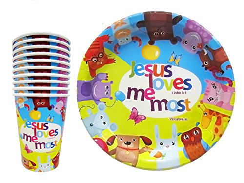 Curious George Childrenu0027s Birthday Complete Party Tableware Pack for 16. $29.99 ...  sc 1 st  Epic Kids Toys & Curious George Childrenu0027s Birthday Complete Party Tableware Pack for ...