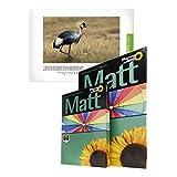 PermaJet Matt Plus Photo Paper 240g 7''x5'' Pack 100 [APJ51116]