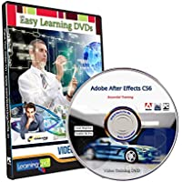 Easy Learning Learn Adobe After Effects CS6 Video Training (DVD)