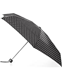 Titan Mini Umbrella with NeverWet, Swiss Dots