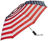 Rainkist 43' Auto Open, USA Flag