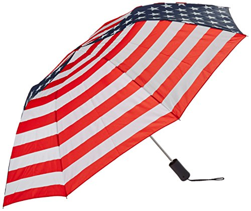 Rainkist 43' Auto Open, USA Flag