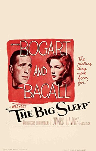 the big sleep 1946 - 8