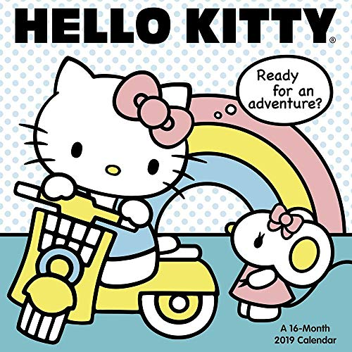 2019 Hello Kitty Wall Calendar, More Moms & Babies by ACCO Brands (Best Supplement Brands 2019)