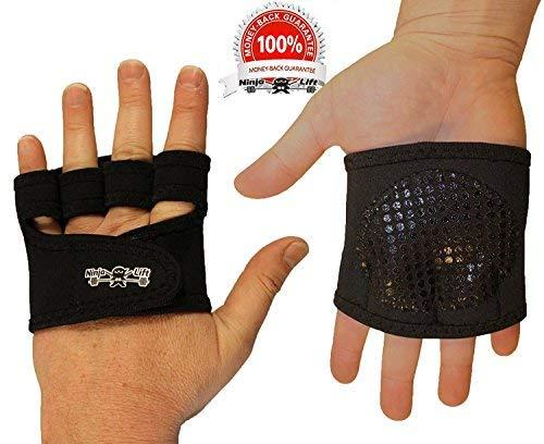 El Ninja guantes de entrenamiento, WOD, callo guardia ...
