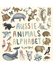 Aussie Animals Alphabet