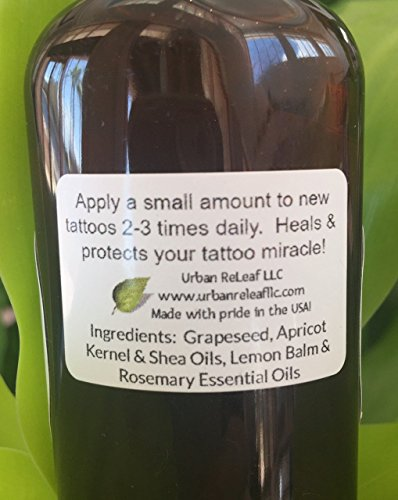 Buy lotion for a new tattoo
