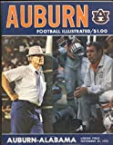 download ebook football game program university of alabama vs auburn 1975 (bear bryant - shug jordan cover) pdf epub