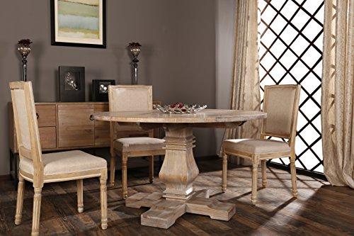 Large Dining Table Base - 2