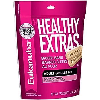 Amazon Com Eukanuba Healthy Extras Adult Weight Control