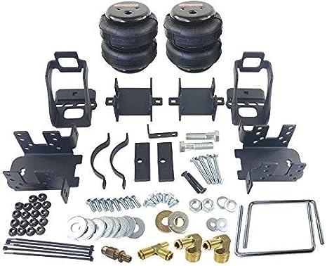 airmaxxx 1999 - 04 Ford F250 aire más de carga remolque Kit manómetro de compresor y tanque: Amazon.es: Coche y moto