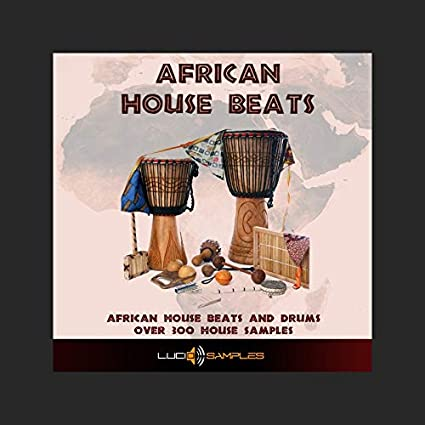 Amazon com: African House Beats - Modern House Drums and House Drum