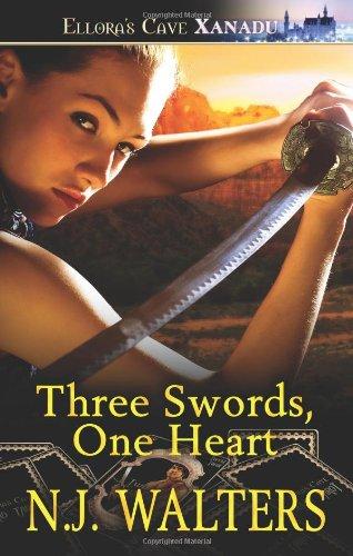 Read Online Three Swords, One Heart: Ellora's Cave Text fb2 book