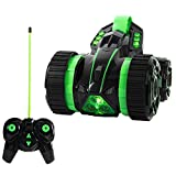 zero gravity remote control car - SGILE RC Stunt Car Radio Remote Control Flip Toy for Kids Birthday Gift Present, Rechargeable Car with Invincible Tornado Twister Power Wheels for Boys Kids