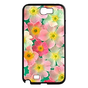 Petals Custom Cover Case for Samsung Galaxy Note 2 N7100,diy phone case ygtg517475