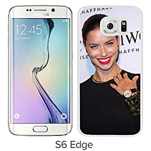 New Custom Designed Cover Case For Samsung Galaxy S6 Edge With Adriana Lima Girl Mobile Wallpaper(118).jpg