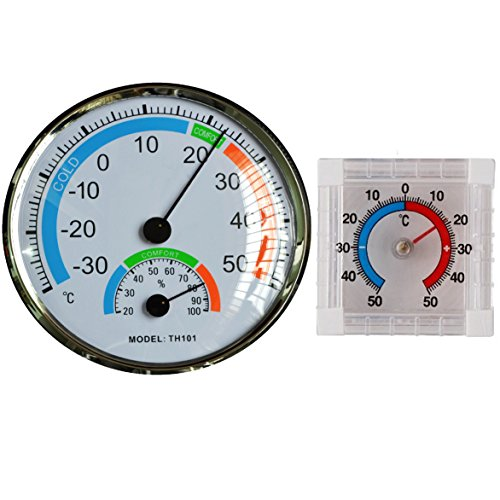5 dial thermometer - 8