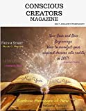 img - for Conscious Creators Magazine: New Beginnings book / textbook / text book