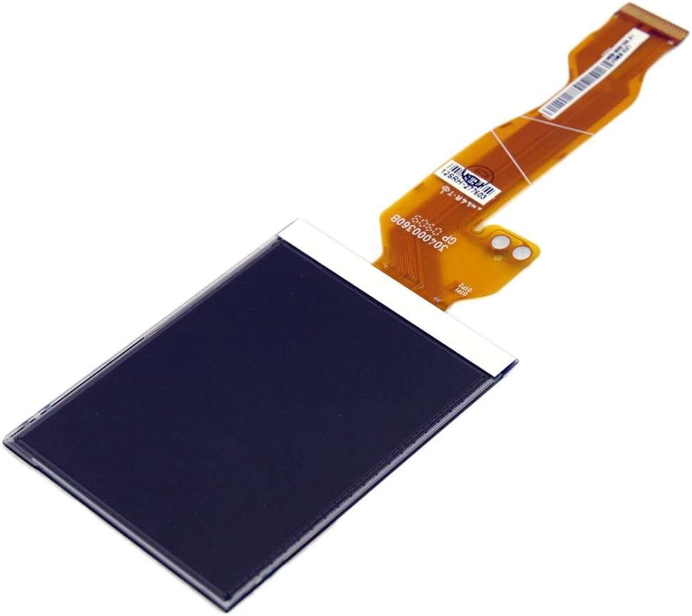 Skiliwah LCD Screen Display for Panasonic F2 FS4 FS6 FS42 FS62 LS85 Without Backlight Camera Repair Parts Replacement