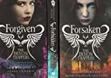 download ebook jana oliver - the demon trappers 1, 2 and 3 : collection / set / pack of 3 books (forsaken, forbidden, forgiven) pdf epub