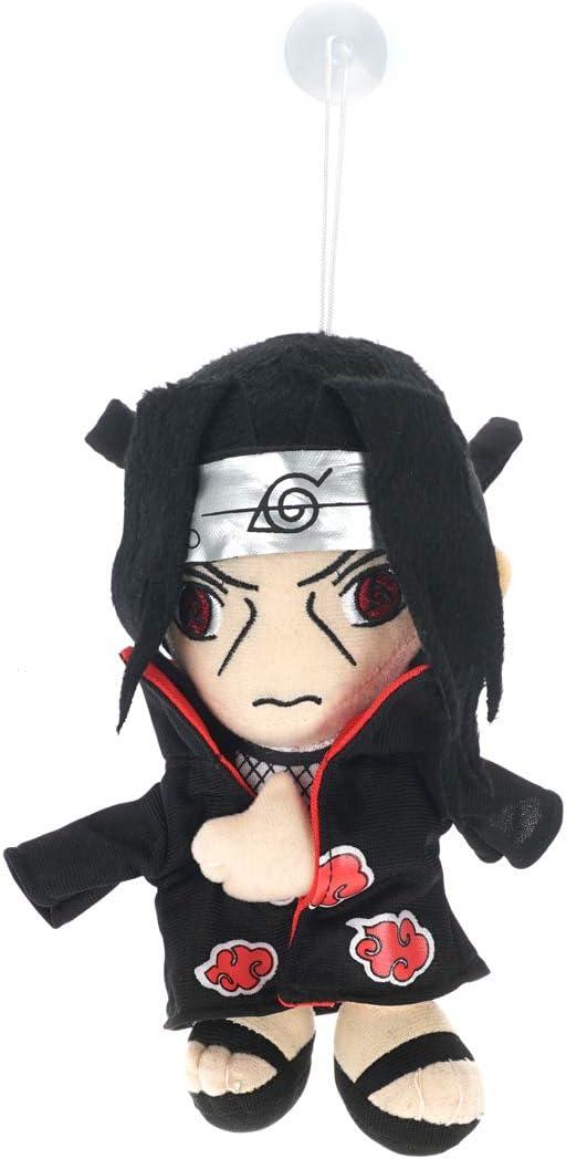 CoolChange Figura en Peluche de Naruto Chibi 19cm, Figura: Itachi Uchiha