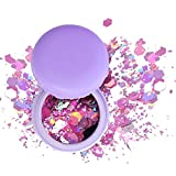 Youcoco Face Body Hair Nail Glitter Sequins Powder Party Beauty Makeup Cosmetics Body Glitter
