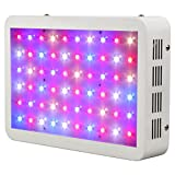 Cheap SYGAVLED 300W LED Grow Light – High Yield – Full Spectrum Indoor Hydroponic Plants Veg Bloom