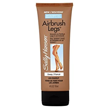 Amazon Com Sally Hansen Airbrush Legs Deep 4 Ounce Tube 118ml 2