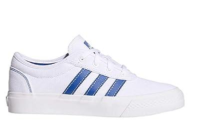 separation shoes 8cdb5 d941c adidas Originals Boys ADI-Ease J Sneaker, Collegiate RoyalWhite, 1