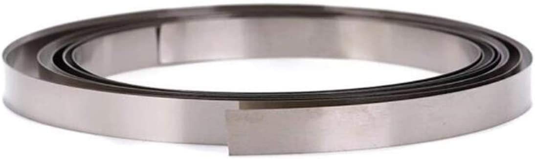 10pcs 0.15*10MM 10M Nickel Strip Tape Low-carbon SPCC for Battery Welding Pack