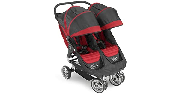 Amazon.com: Baby Jogger City Mini carriola de bebé doble ...